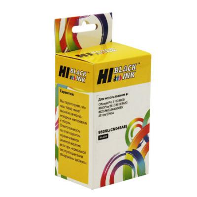 Картридж Hi-Black CN045AE для HP Officejet Pro 8100/8600 черный 2500стр картридж для принтера hi black hp q5949x q7553x black