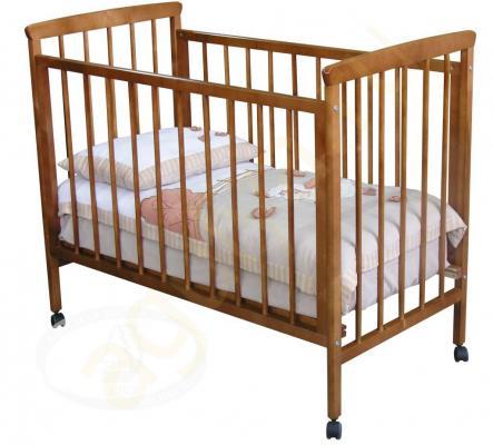 Кровать Красная звезда Лия С 610 (красно-коричневый)