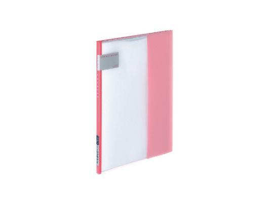 Папка-уголок Kokuyo RA-T1-12 A4 красный kokuyo высокая прозрачная офисная сумка книга с документами карманная файловая книга папка с листом бумаги a4 60 страниц желтый wcn tcb2610y