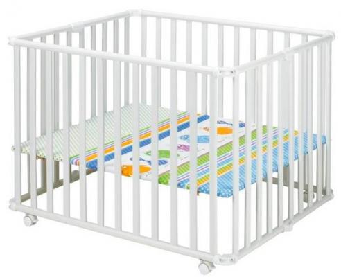 Манеж-кровать Geuther Ameli (цвет WE 29) манеж кровать geuther lucilee 2263 we 32 white