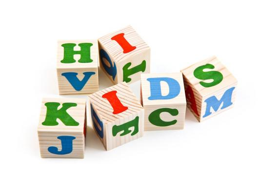 Кубики Томик Английский алфавит от 3 лет 12 шт 1111-2