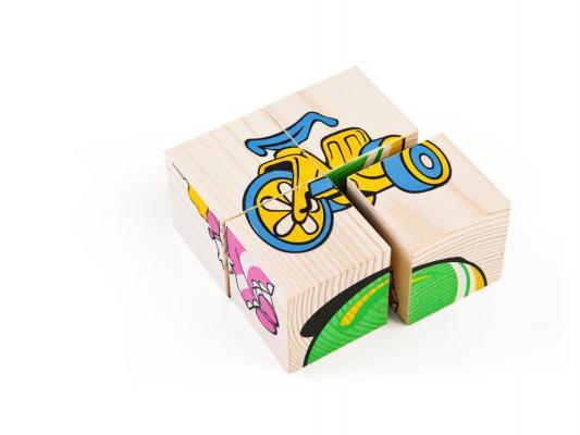 Кубики Томик Игрушки от 3 лет 4 шт 3333-3