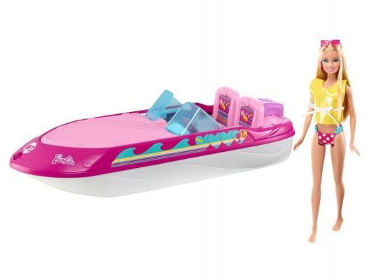 Кукла Barbie с катером 25 см BCG79 от 123.ru