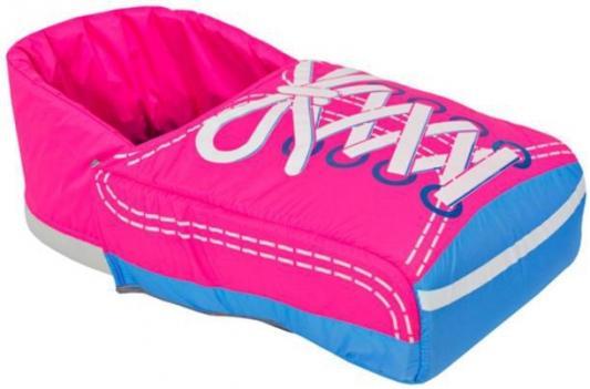 Матрац для санок RT Кеды розовый утеплитель для санок rt с конвертом для ног шустрик люкс мороз иванович черный 2757