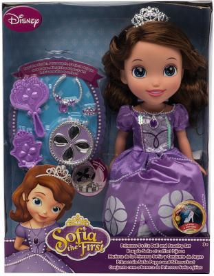 Кукла Disney Кукла Disney Princess София 37 см, с украшениями для куклы 37 см