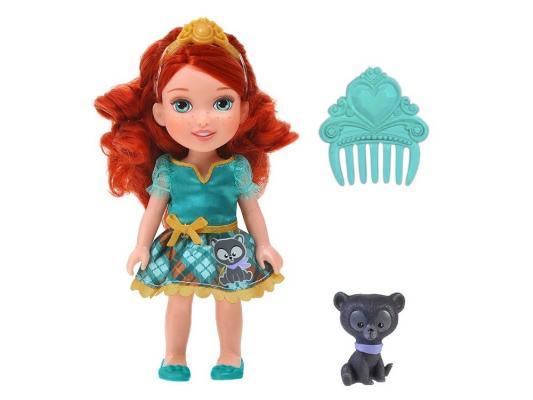 Кукла Disney Малышка с питомцем 15 см в ассортименте