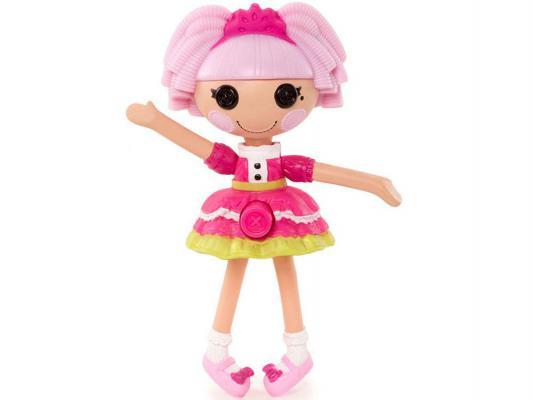 Купить Кукла Lalaloopsy Mini Веселые нотки, Принцесса 11.5 см поющая 527398