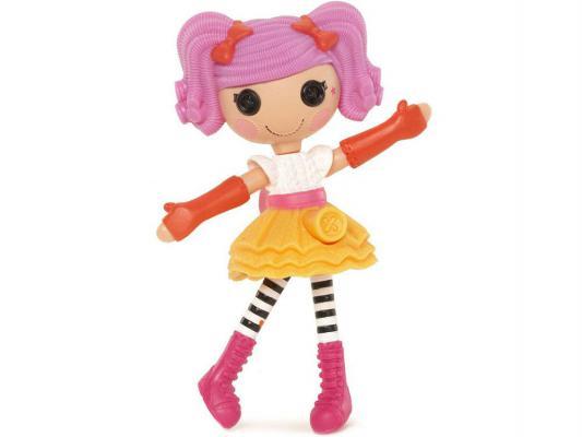 Купить Кукла Lalaloopsy Mini Веселые нотки, Смешинка 11.5 см поющая 527381