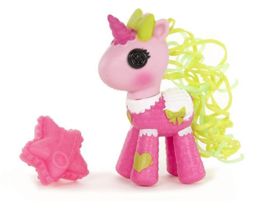 Купить Кукла Lalaloopsy Бейби Пони розовая 7.5 см 529910, пластик, Куклы Lalaloopsy