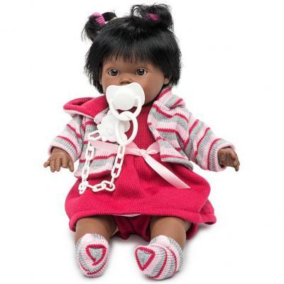 Купить Кукла Llorens Биртукан 33 см. (в розовом) 33604