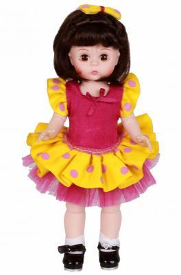 Кукла Madam Alexander Танцовщица польки 20 см 64455 платье madam t madam t ma422ewtdo70