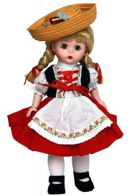 Кукла Madam Alexander Хейди 20 см 64555