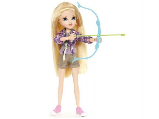 Кукла Moxie Юные скауты Эйвери 27 см 528951