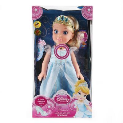 Кукла Карапуз Золушка 37 см говорящая CIND001 куклы карапуз кукла карапуз принцесса рапунцель 25 см