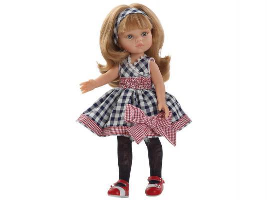 Кукла Paola Reina Карла Зима 32 см 04587