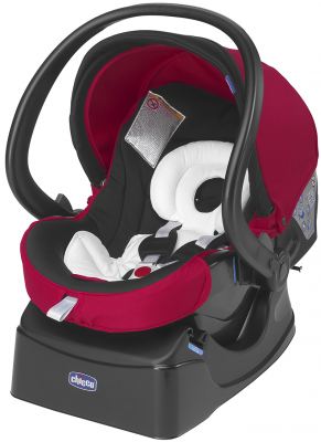 Автокресло Chicco Auto-Fix Fast Baby (red mave) chicco chicco автокресло auto fix fast baby night
