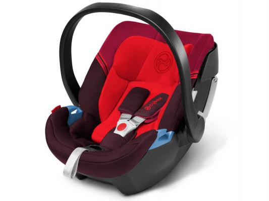Автокресло Cybex Aton 3S (strawberry)