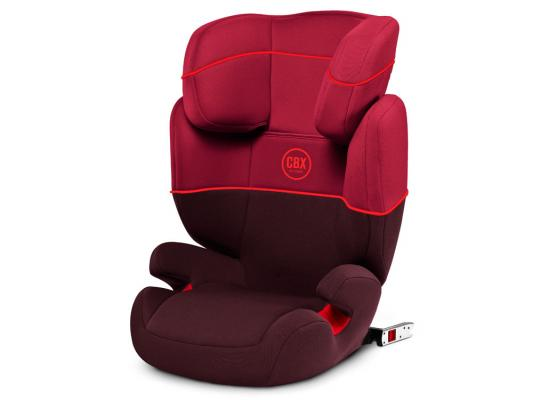 Автокресло Cybex Free-Fix (rumba red)