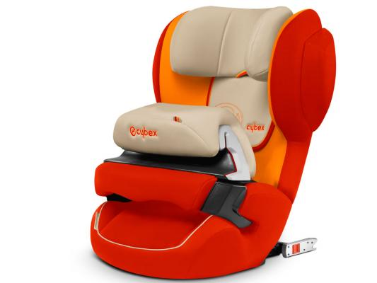 Автокресло Cybex Juno 2-Fix (autumn gold)