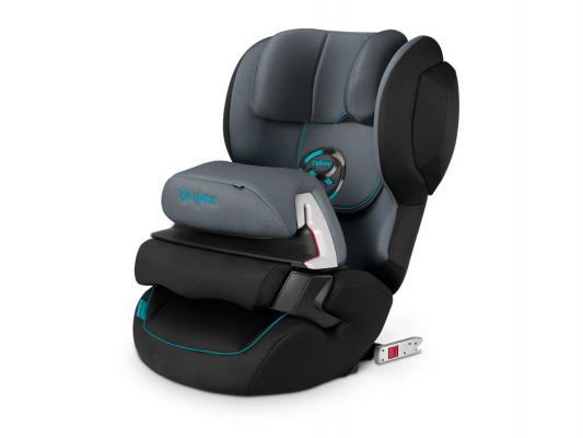 Автокресло Cybex Juno 2-Fix (black sea)