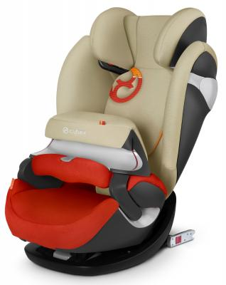 Автокресло Cybex Pallas M-Fix (autumn gold) автокресло inglesina newton i fix red