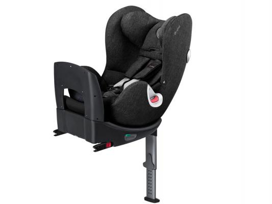 Автокресло Cybex Sirona Plus (black beauty)