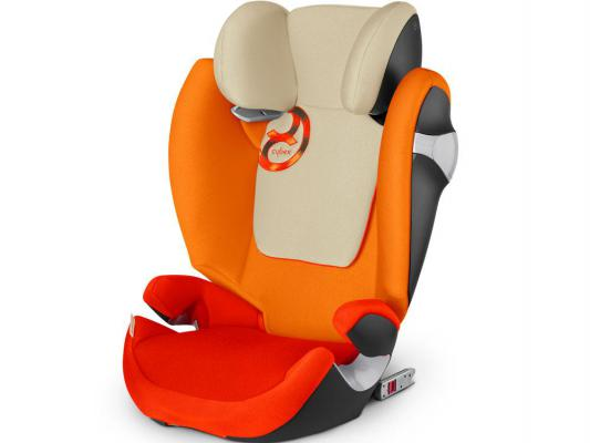 Автокресло Cybex Solution M-Fix (autumn gold)