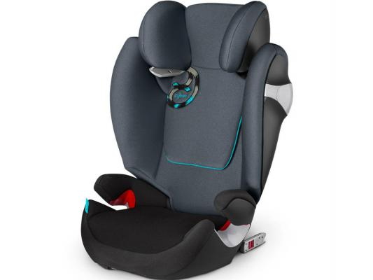 Автокресло Cybex Solution M-Fix (black sea)
