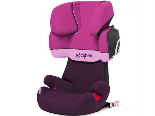 Автокресло Cybex Solution X2-Fix (purple rain) автокресло cybex solution x2 fix 15 36 кг blue moon