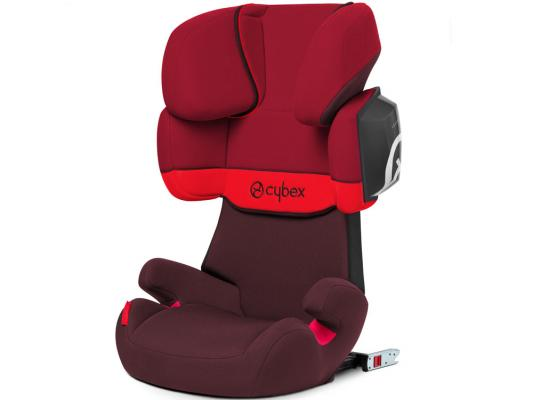 Автокресло Cybex Solution X2-Fix (rumba red)