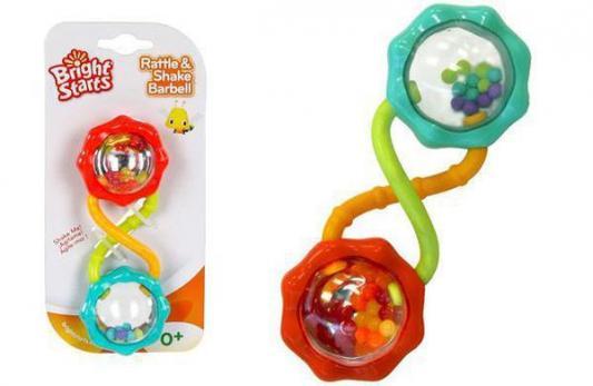 Игрушка-погремушка Bright Starts Весёлые шарики разноцветный с рождения 8188