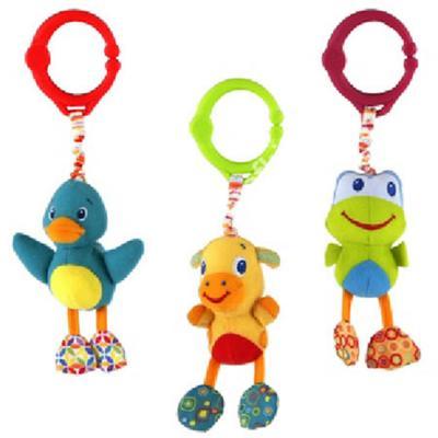 Интерактивная игрушка Bright Starts Дрожащий дружок от 3 месяцев 8808-1-2-3-4