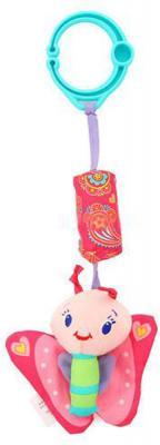 Интерактивная игрушка Bright Starts Звонкий дружок - Бабочка от 3 месяцев звук, 8674-1/8674 ящик универсальный альтернатива раскладной 38 5 х 25 5 см