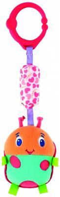Интерактивная игрушка Bright Starts Звонкий дружок - Божья коровка от 3 месяцев звук, 8674-4/8674