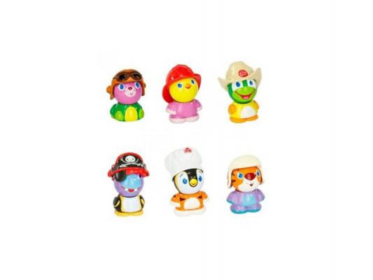 Развивающая игрушка Bright Starts Магнитные друзья (повар, пират, полярник) 9323