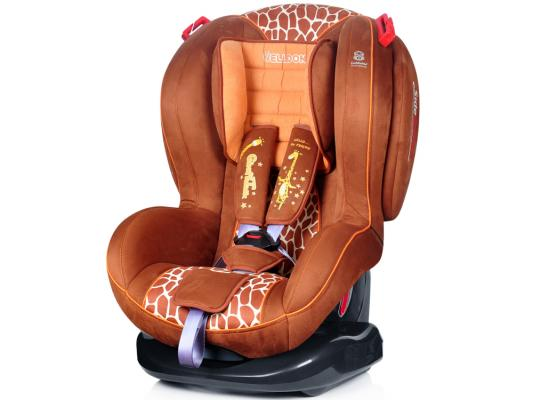 Автокресло Welldon Royal Baby Side Armor & Cuddle Me (giraffe talk) цена и фото