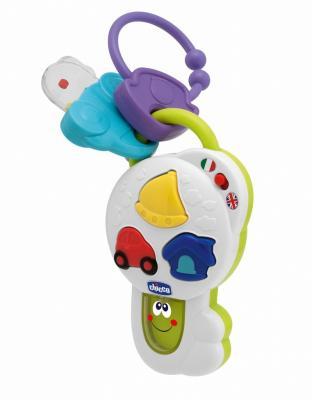 Развивающая игрушка Chicco Говорящий ключик 00-0010770 chicco развивающая игрушка mr ring