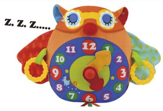 Интерактивная игрушка Ks Kids Часы-Сова от 2 лет разноцветный