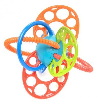 Развивающая игрушка Oball Яркие петельки 81526 развивающая игрушка oball яркие петельки