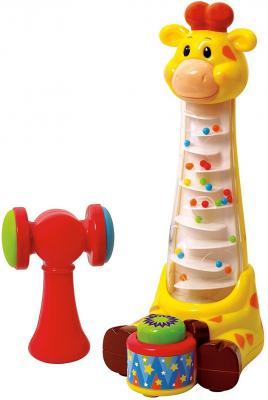 Развивающая игрушка PLAYGO Забавный жираф 2890 книги эксмо тренинг по нейромаркетингу где находится кнопка купить в сознании покупателя