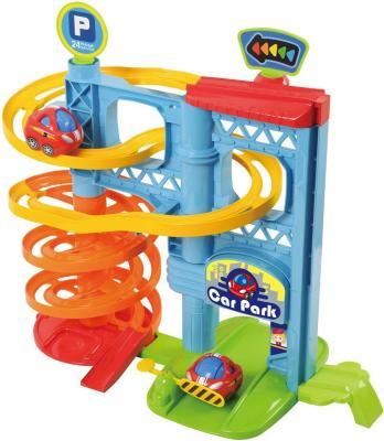 Развивающая игрушка Playgo Многоэтажная парковка, 2 машинки  недорого