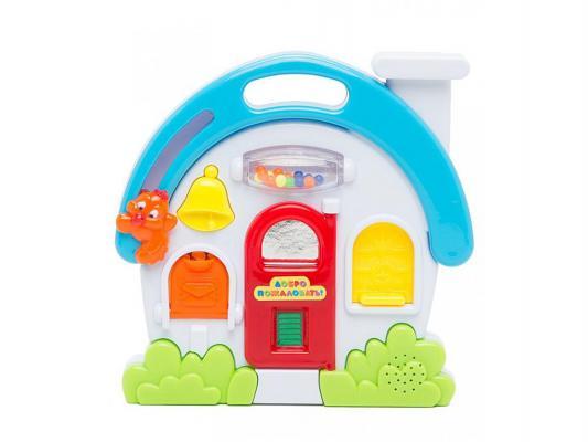 Купить Развивающая игрушка Умка Музыкальный домик 1363E