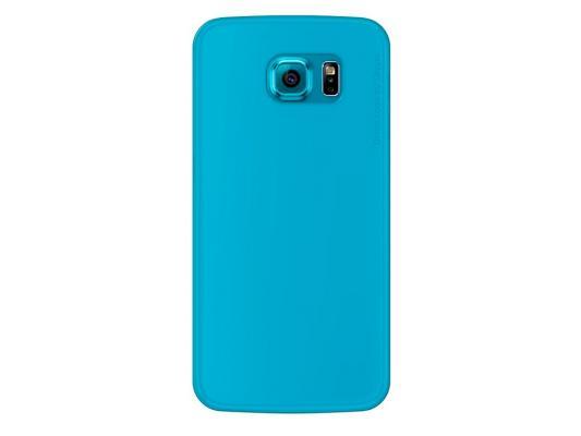 Чехол Deppa Sky Case и защитная пленка для Samsung Galaxy S6 голубой 86038 deppa film cristal защитная пленка для samsung galaxy s8 глянцевая
