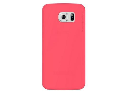 Чехол Deppa Sky Case и защитная пленка для Samsung Galaxy S6 коралловый 86039 стоимость
