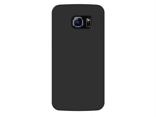 Чехол Deppa Sky Case и защитная пленка для Samsung Galaxy S6 edge черный 86040