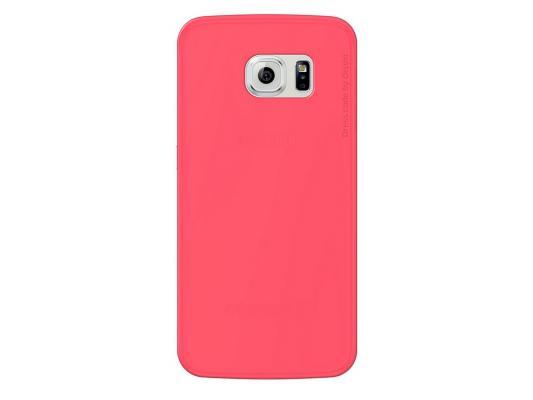Чехол Deppa Sky Case и защитная пленка для Samsung Galaxy S6 edge коралловый 86045 deppa чехол air case и защитная пленка для samsung galaxy a7 2016 серый deppa 83237