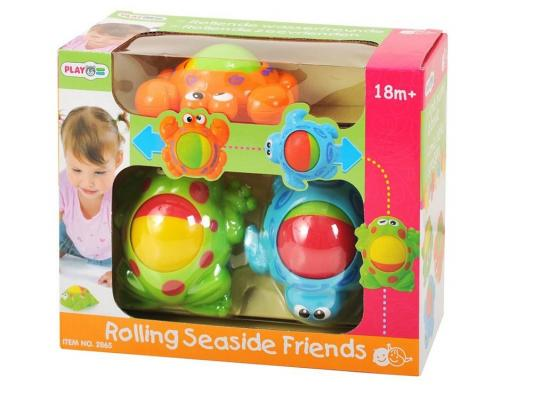 Интерактивная игрушка PlayGo Морские обитатели от 1 года разноцветный 2865