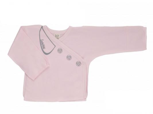 Распашонка Lucky Child Леди, размер 18 (50-56) комбинезон детский lucky child ажур цвет розовый 0 12 размер 50 56