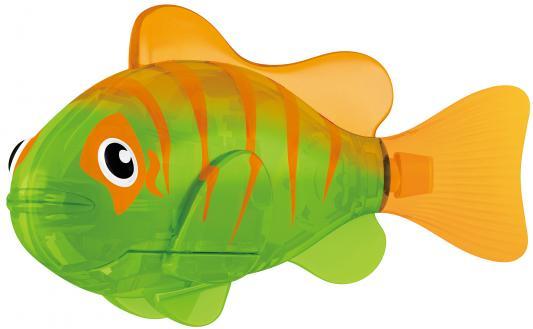 Интерактивная игрушка ZURU РобоРыбка Желтый фонарь от 3 лет жёлтый 2541D интерактивная игрушка zuru клоун с аквариумом 2502 от 3 лет жёлтый 2502