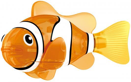 Интерактивная игрушка ZURU РобоРыбка Красная Cирена от 3 лет оранжевый 2541С